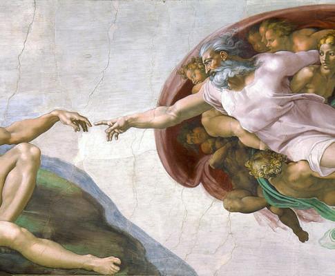 PLoS One et la main du Créateur
